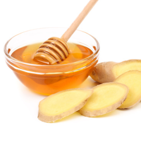 photodune-5708435-root-ginger-sliced-and-bow-of-honey-xs